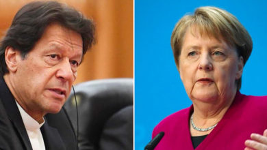 Photo of Imran Khan Holds Telephonic Conversation with German Chancellor