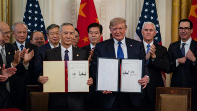 Photo of The United States Enforces New Trade Restrictions on China