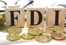 Photo of FDI increases 9.1% to $733.1 Million in July-October